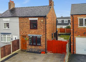 Thumbnail 2 bed semi-detached house for sale in Main Road, Shavington, Crewe