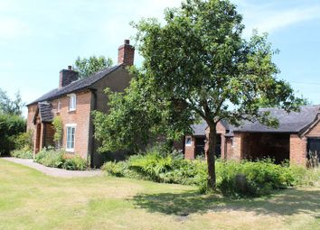 Thumbnail 3 bed cottage to rent in Brickhill Lane, Newborough, Burton-On-Trent