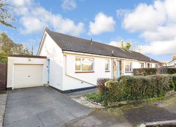 Thumbnail 2 bed bungalow for sale in Treworden Close, Stratton, Bude