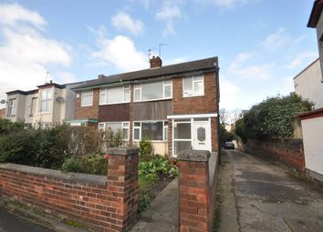 Thumbnail 3 bed semi-detached house for sale in Field Road, Wallasey