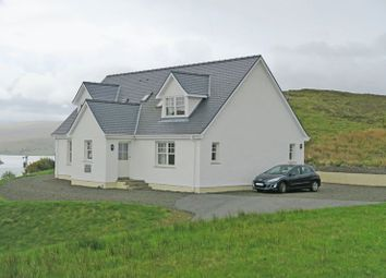 Thumbnail 4 bed detached house for sale in Lon Ban: Impressive Property, 4 Beds (3 En-Suite), Views, W.Skye