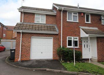 3 bed semi-detached house for sale in Eton Close, Burton-On-Trent, Staffordshire DE14