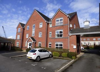Thumbnail 2 bed flat for sale in Arley Court, Wrenbury Drive, Northwich, Cheshire