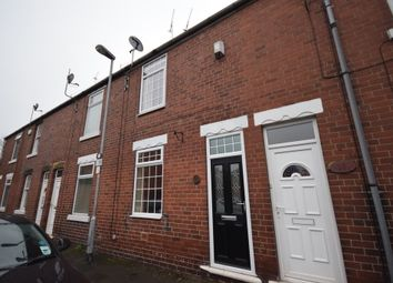 Thumbnail 2 bed terraced house to rent in Exchange Street, South Elmsall