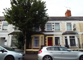 Thumbnail 3 bed property to rent in Alfred Street, Roath, Cardiff