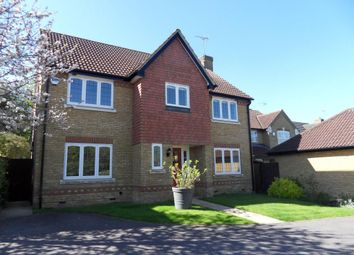 Thumbnail 5 bedroom detached house to rent in Priory Close, Turvey