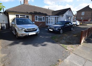 Thumbnail 4 bedroom detached bungalow for sale in Lodge Farm Road, Evington, Leicester