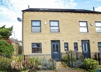 Thumbnail 4 bed semi-detached house for sale in 2 Bradshaw Gardens, Honley, Holmfirth