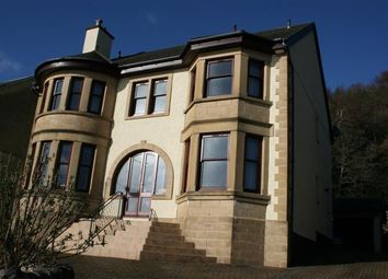 Thumbnail 5 bed property for sale in Rosbhann Shore Road, Kilmun