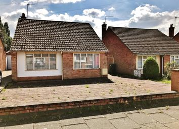 Thumbnail 2 bed detached bungalow for sale in Newbold Close, Binley, Coventry