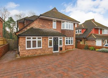 Thumbnail 4 bed detached house for sale in Blount Avenue, East Grinstead, West Sussex