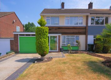 Thumbnail 3 bed semi-detached house for sale in The Hook, New Barnet, Herts