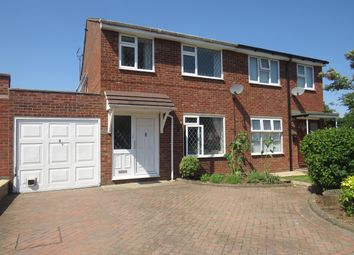 Thumbnail 3 bed property to rent in Slade Meadow, Radford Semele, Leamington Spa