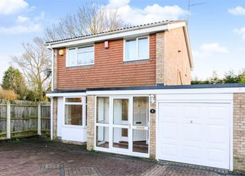 Thumbnail 4 bed detached house for sale in Wragby Close, Wolverhampton, West Midlands