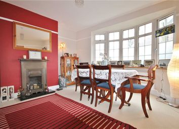 Thumbnail 4 bed semi-detached house to rent in Sayes Court, Addlestone, Surrey