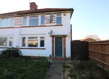 Thumbnail 3 bed semi-detached house to rent in Greenfields Road, Reading, Berkshire