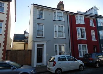 Thumbnail 5 bed town house for sale in Corporation Street, Aberystwyth
