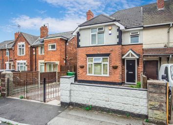 Thumbnail 3 bedroom end terrace house for sale in Oakland Road, Walsall