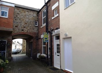 Thumbnail 1 bedroom terraced house for sale in The Nook, Currys Buildings, Morpeth - One Bedroom House