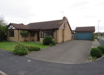 Thumbnail 3 bed detached bungalow for sale in Windermere Road, Lincoln