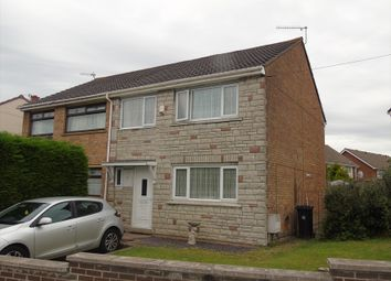 Thumbnail 4 bed semi-detached house for sale in Murford Avenue, Hartcliffe, Bristol