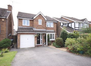 Thumbnail 4 bedroom detached house for sale in Burmese Close, Whiteley, Fareham