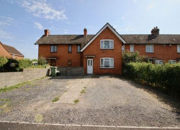 Thumbnail 2 bed terraced house for sale in St. Marys Road, Meare, Glastonbury