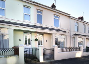 Thumbnail 2 bed detached house to rent in Tresillian Street, Plymouth