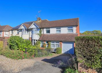 Thumbnail 4 bed semi-detached house for sale in London Road, Markyate, St. Albans