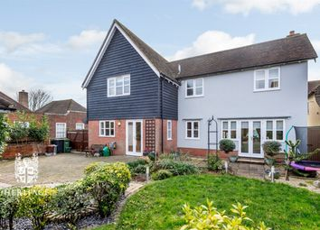 Thumbnail 5 bed detached house for sale in High Street, Earls Colne, Essex