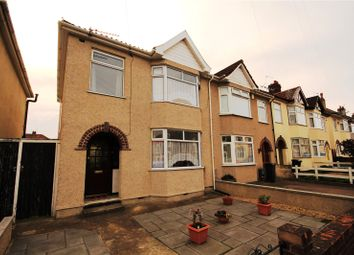 Thumbnail 3 bed end terrace house for sale in Lewington Road, Staple Hill, Bristol