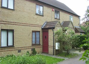 Thumbnail 1 bed terraced house to rent in Milecastle, Bancroft, Milton Keynes