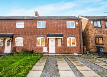 Thumbnail 3 bedroom terraced house for sale in Desford Close, Moreton, Wirral