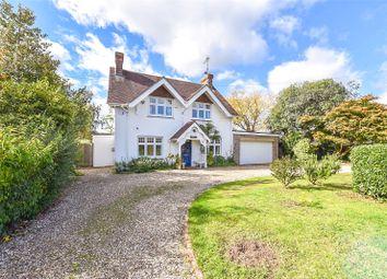 Thumbnail 5 bed detached house for sale in Reynolds Lane, Slindon, Arundel