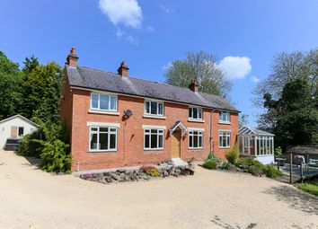 Thumbnail 4 bed detached house for sale in The Ridgeway, Astwood Bank, Redditch