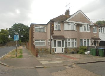 Thumbnail 4 bed semi-detached house to rent in Broad Walk, Blackheath