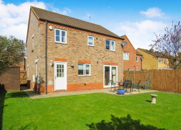 Thumbnail 4 bed detached house for sale in Oak Way, Ramsey St. Marys, Ramsey, Huntingdon