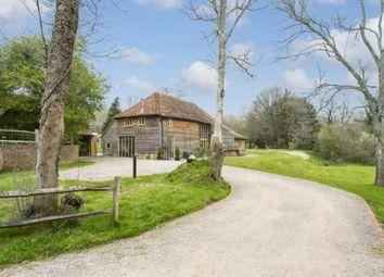 4 bed barn conversion for sale in Pottens Mill Lane, Broad Oak, Heathfield, East Sussex TN21