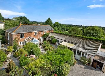 Thumbnail 4 bed barn conversion for sale in Thorverton, Exeter, Devon