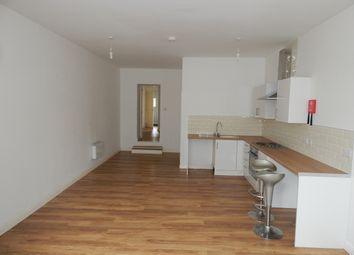 Thumbnail 2 bed flat to rent in Bradford Road, Batley