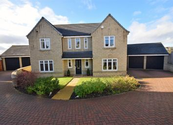 Thumbnail 5 bed detached house for sale in 20 Hazel Fold, Queensbury, Bradford