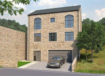 Thumbnail 4 bed detached house for sale in Cowpe Road, Cowpe, Rossendale