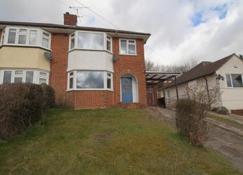 Thumbnail 3 bed semi-detached house for sale in Terryfield Road, High Wycombe