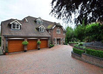Thumbnail 6 bed detached house to rent in Fiery Hill Road, Barnt Green, Birmingham