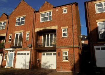 Thumbnail 4 bed town house for sale in Auction Close, Ashbourne