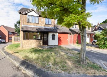 Thumbnail 3 bed detached house for sale in Impson Way, Mundford, Thetford, Norfolk