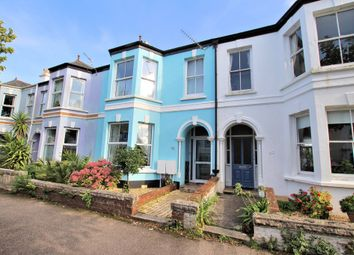 Thumbnail 1 bed flat for sale in Marlborough Road, Falmouth