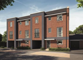 Thumbnail 4 bed semi-detached house for sale in Portman Road, Reading