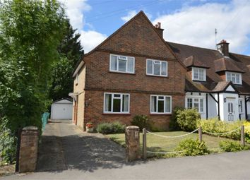 Thumbnail 3 bed end terrace house for sale in Gonville Avenue, Croxley Green, Rickmansworth Hertfordshire