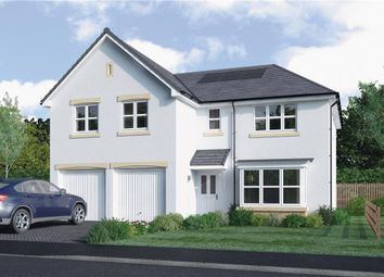 "Thumbnail 5 bedroom detached house for sale in ""Lockhart"" at North Road, Liff, Dundee"